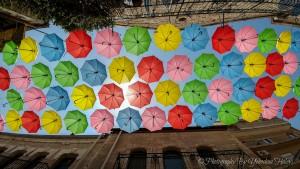 Umbrella, Israel, shade, summer, Yehoshua Halevi