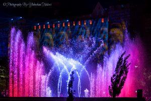 Jerusalem Light Festival by Yehoshua Halevi